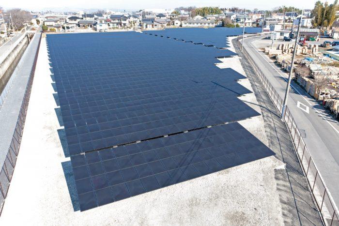 太陽光発電所2015.6