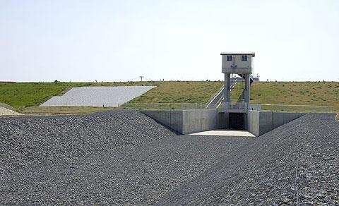 邑楽第二排水機場樋管改築工事