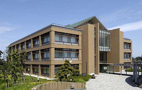 明和町新庁舎