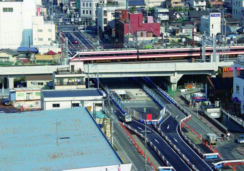 太田駅付近連続立体交差事業
