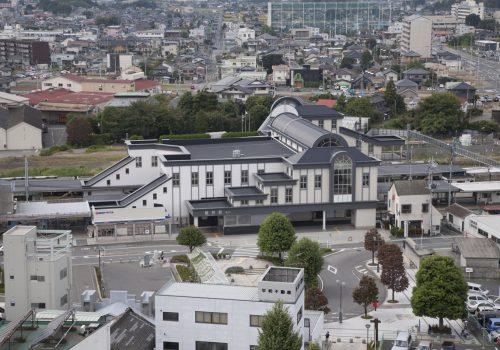 東武鉄道株式会社 伊勢崎線 館林駅