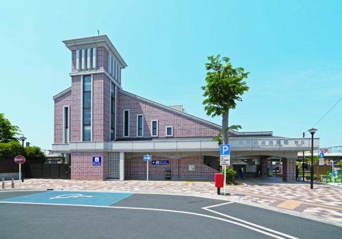 東武鉄道株式会社 野田線運河駅