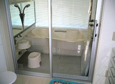 A邸 バスルーム