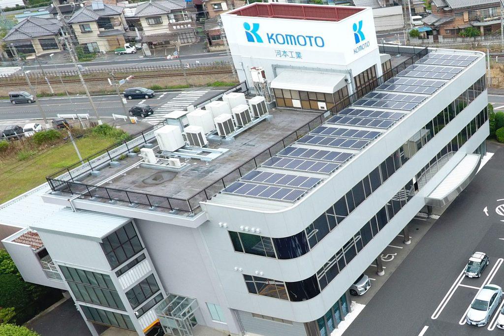 自社消費型太陽光発電システム